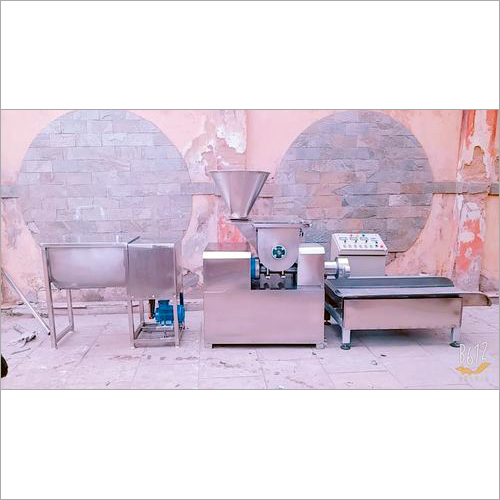 Pasta Making Machine 50 Kg-h