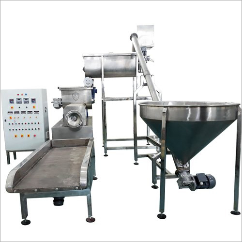 Semi Automatic Pasta Making Machine 200 Kg-H