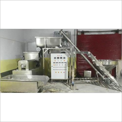Automatic Pasta & Macaroni Making Plant 100 Kg-h