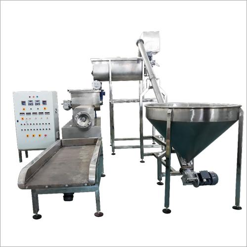 Pasta Extruder Machine 200 Kg-h