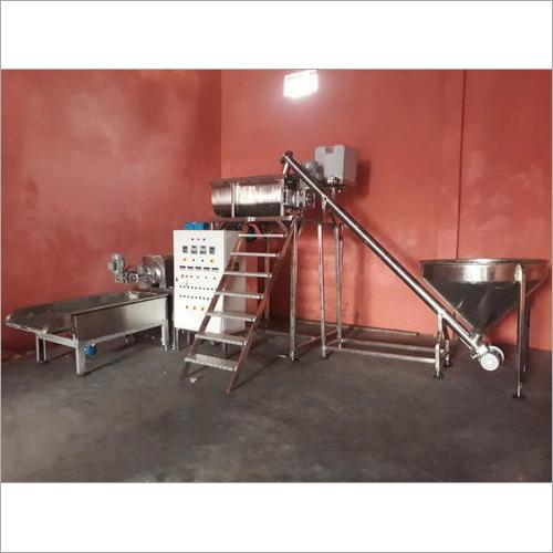 Macaroni Pasta Making Machine 300 Kg-h