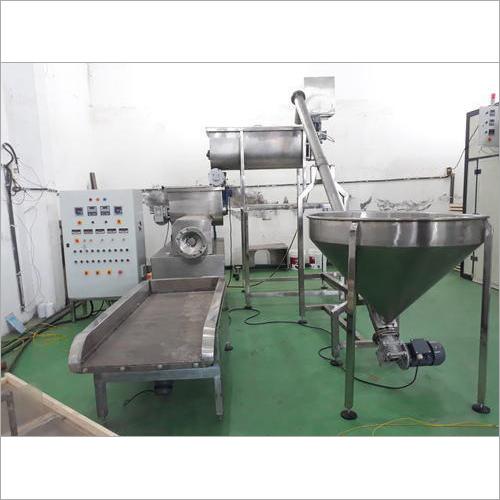 Macaroni Making Machine 200 Kgh