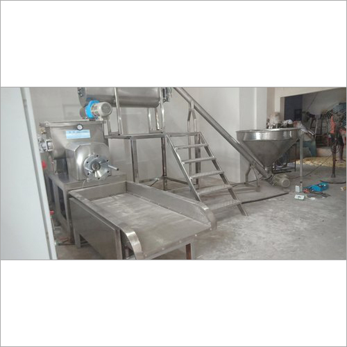 Automatic Pasta Processing Line