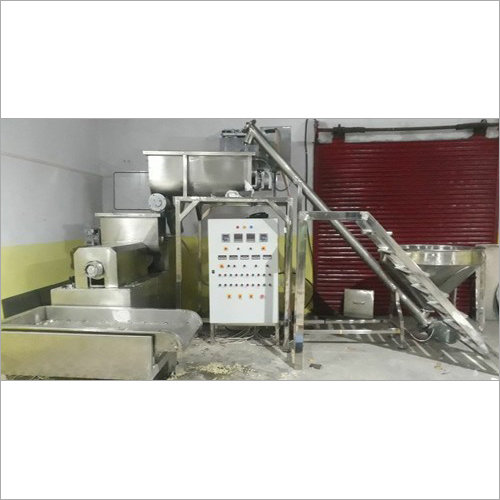 Automatic Macaroni Making Machine 500 KG-H