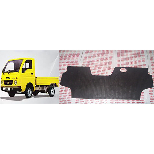 Tata Ace Tempo Rubber Foot Mat