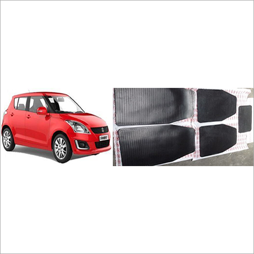 Car Rubber Foot Mat Set
