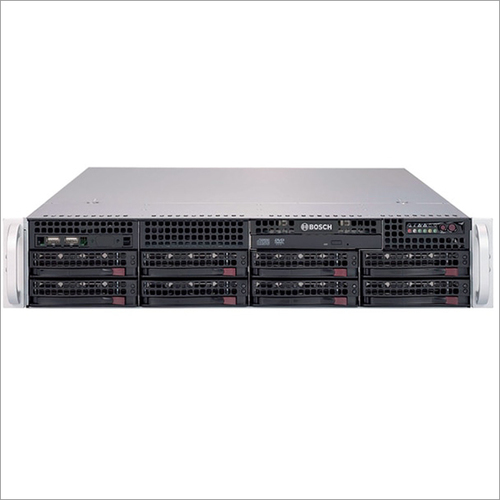 Bosch IP Recorder/Storage