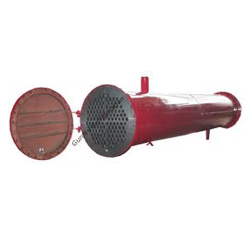 Shell And Tube Chillers