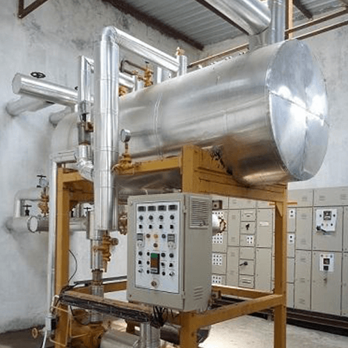AMMONIA LIQUID PUMP / RECIRCULATION SYSTEM