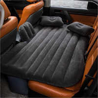 Black Car Bed For Travelling