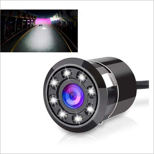 LED Night-Vision Waterproof Car Rear View Reverse Parking HD Camera For (All Cars)