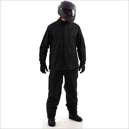 Rain Suit With Lower And Upper Cap