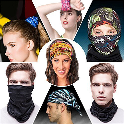 Headgear Bandana Mask 9 In 1