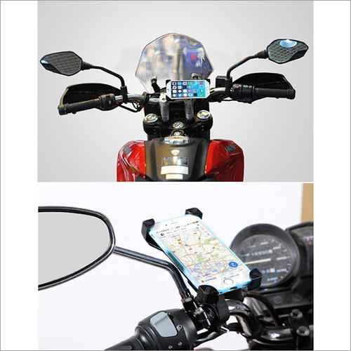 Scooty Bike Pin Mobile Holder