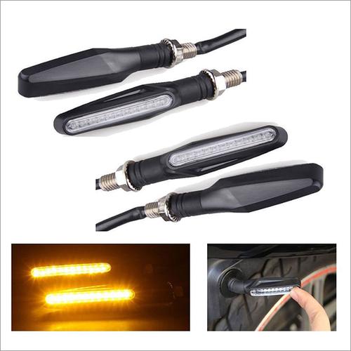 KTM Style SleekAmber LED Indicators Set of 4 for all Bikes