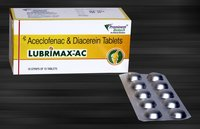 Diacerein 50 mg & Aceclofenac 100 mg Tablet