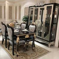 Wooden Antique Dining Furniture Set