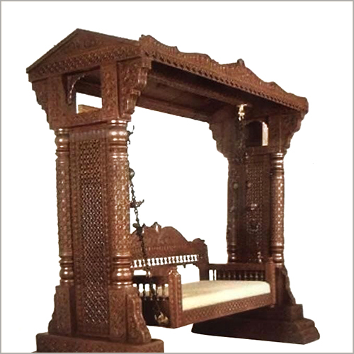 Wooden Antique Swing