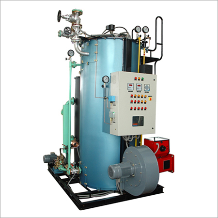 Gas Fired Smoke Tube Type Steam Boilers
