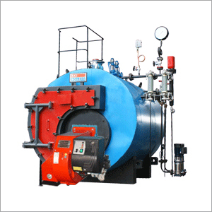 Oil & Gas Fired Coil Type Steam Boilers