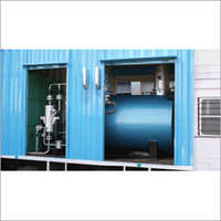 Mobile Steam Generator