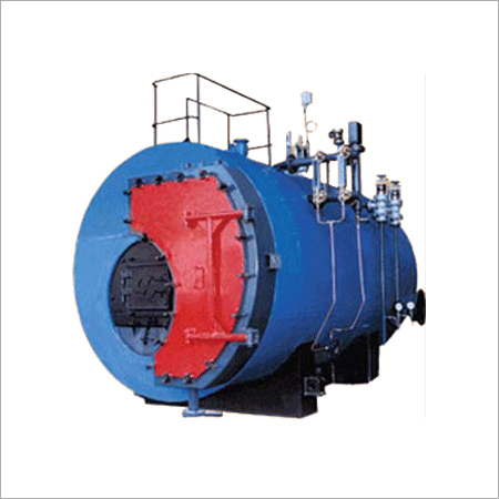 Solid Fuel Fired Hot Water Generators