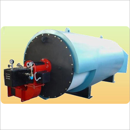 Oil and Gas Fired Hot Air Generator
