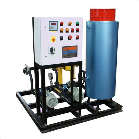 Pre Fuel Oil heater