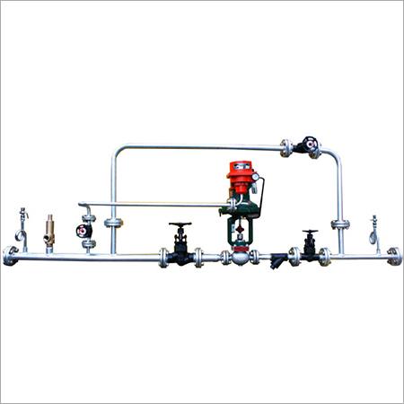 Steam High Pressure Reducing Station