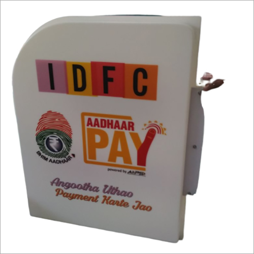 IDFC Pay sign board