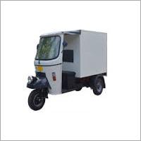 E Cargo 3 Wheeler