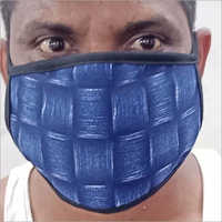 Printed Pollution Face Mask