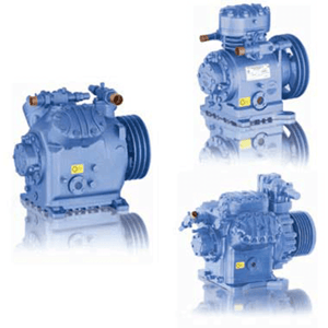 Open Type High And Slow Speed Compressor