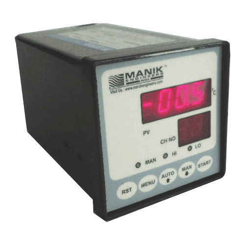 Digital Pressure Indicators & Indicating Controllers