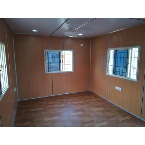 Prefabricated Office Portable Cabin
