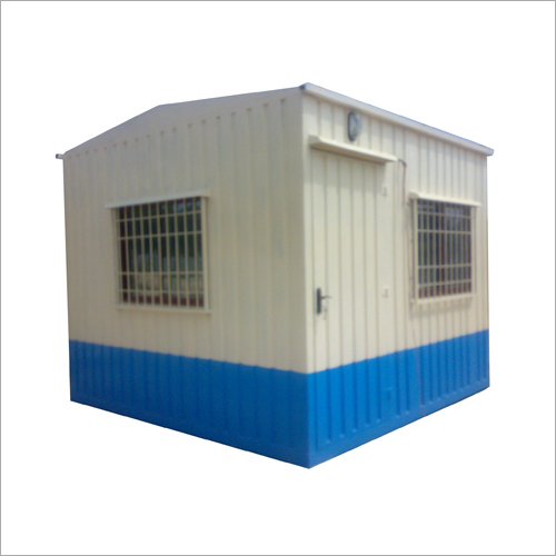10x10 Portable Office Cabin