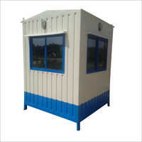 8x8 Portable Security Cabin