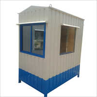 6x4 Portable Security cabin