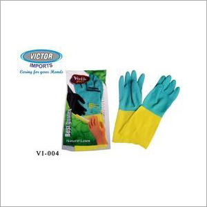 Volk Plus Industrial Rubber Hand Gloves