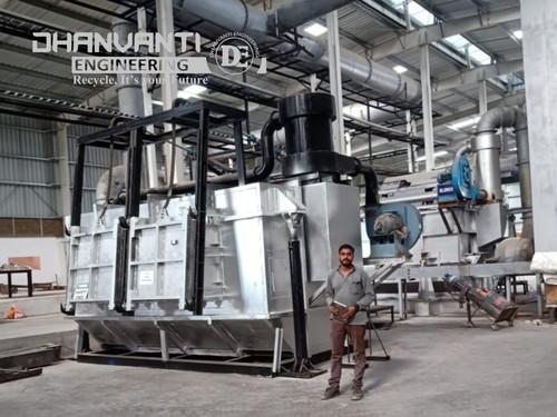 Aluminum Skelner Melting Furnace
