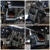 Aluminum Skelner Melting Furnace