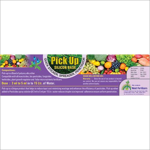 Pick Up ( Spreader, Sticker & Penetrator)