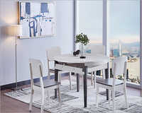 4 Seater Dining Furniture
