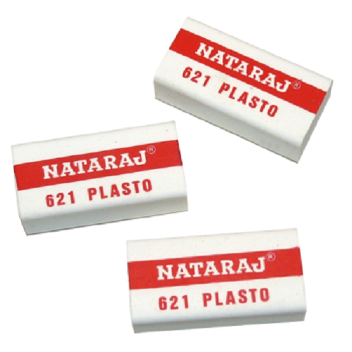 Erasers & Sharpener