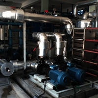 Ammonia Refrigeration System For Breweries