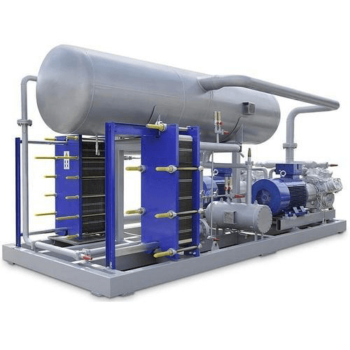 REFRIGERATION PLANT MACHINERY