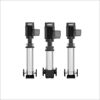 60 HZ Vertical Multistage Centrifugal Pumps
