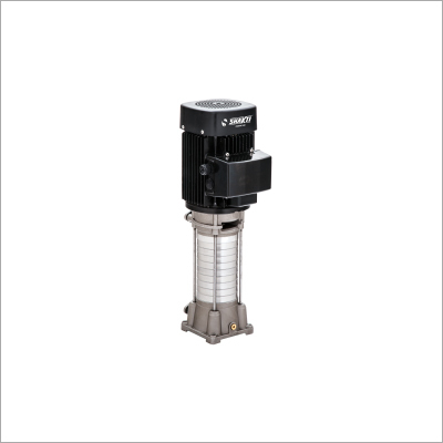 Single Shaft Vertical Multistage Pump
