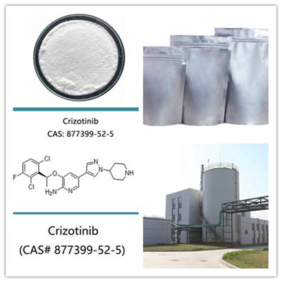 Crizotinib Powder CAS 877399-52-5