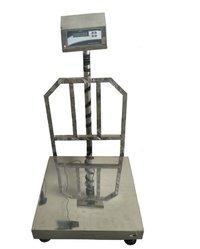 Ss 304   Platform Scale